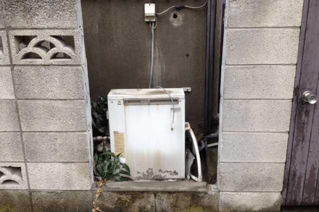 給湯器の交換・修理時期の目安