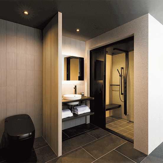 LIXIL(リクシル)のシャワールーム