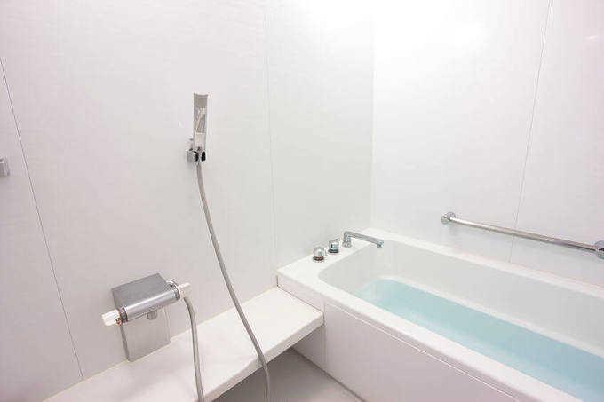 浴槽に張るお湯が止まらない