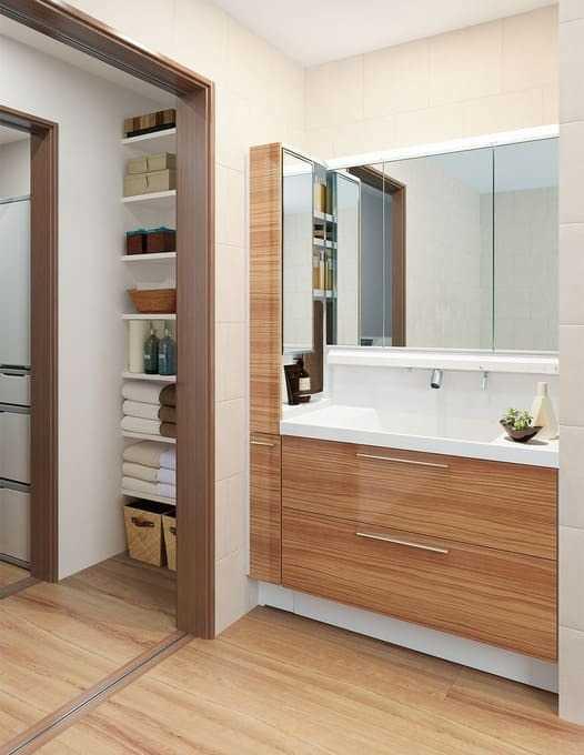 LIXIL(リクシル)の洗面台の特徴