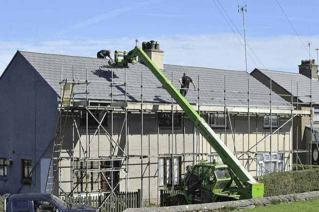 屋根の葺き替えのデメリット