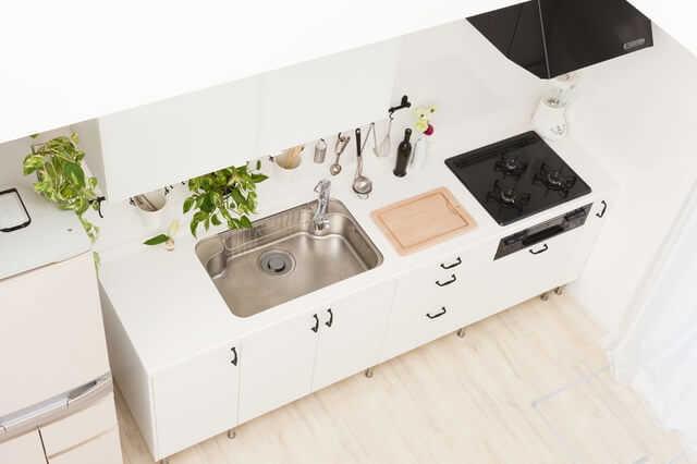 本当に使いやすいキッチンのサイズ・寸法は?システムキッチンの規格サイズ・大きさやポイントも解説