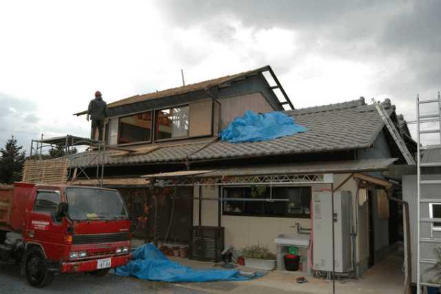 2階建てを平屋にする減築リフォームの費用相場