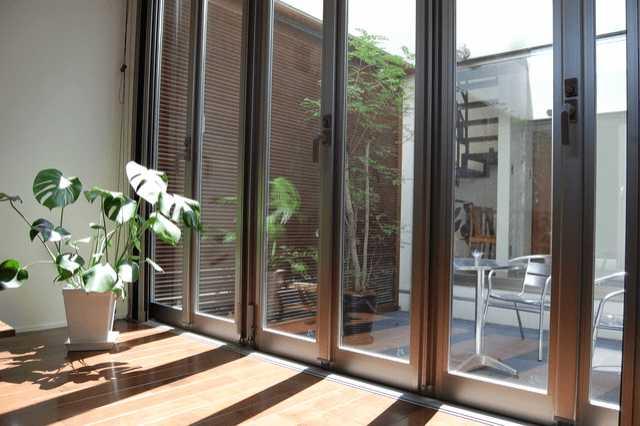内窓(インナーサッシ)を追加するリフォーム