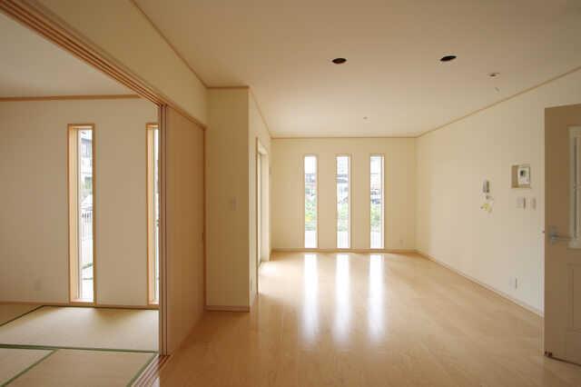 日当たりの悪い部屋・家を明るくする9つの工夫