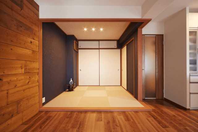 和室の壁紙クロスの選び方!張り替え費用・おしゃれなコーディネート・施工例