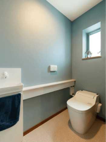 トイレの壁紙クロスの選び方!張り替え費用・おしゃれな事例まとめ