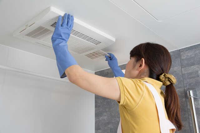 浴室乾燥機の後付け設置にかかる費用は?浴室暖房機との違い、ガス・電気代を抑える方法もご紹介