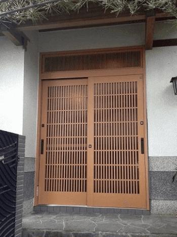 玄関・玄関ドアリフォームの費用相場