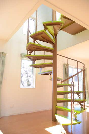 階段の種類と特徴4タイプまとめ!どの階段にする?
