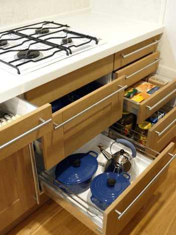 リフォーム前に知っておきたい!失敗しないキッチン収納をつくる5ポイント