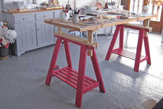 """世界にひとつ!DIYで作れる""""ウッドテーブル""""4種類!"""