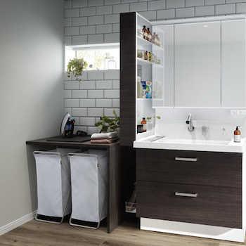 リクシル(LIXIL)の洗面台/洗面化粧台の特徴・商品・価格・リフォーム事例を一挙紹介!