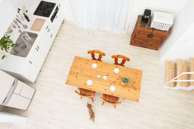 失敗しないダイニングテーブルの選び方!用途とサイズに合わせて♪