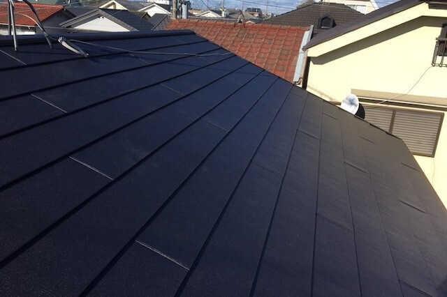 ガルバリウム鋼板屋根への交換が主流