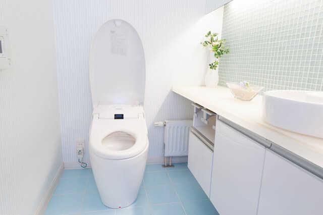 実践してみたくなる♪北欧風のトイレ実例