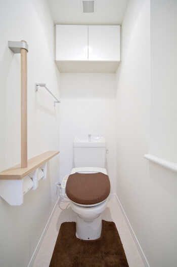 【必見】トイレを安全で使いやすくする11のポイント!