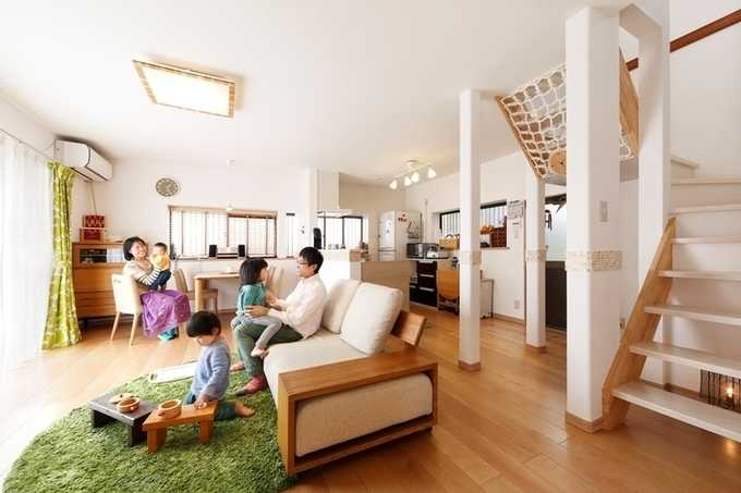 中古住宅リフォームの費用・会社選びのポイント!親子で楽しめる家の実例紹介