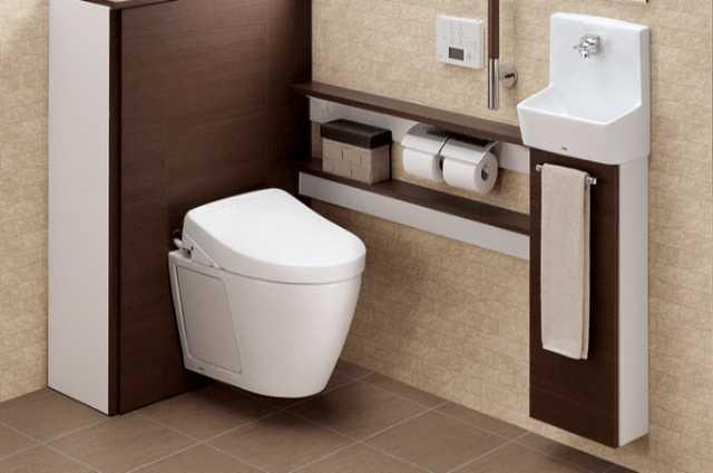 築年数が経っていても壁掛けトイレにリフォームできます!