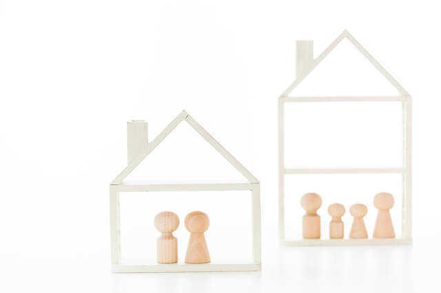 近居のメリットと工夫の仕方・注意点