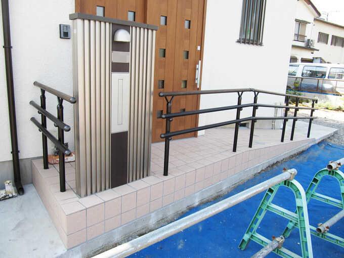 門柱のデザインと設置時の注意点!設置・交換の費用はいくら位?