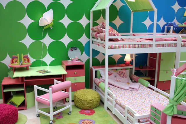 親子で楽しく部屋作り!北欧風の子供部屋4つの特徴
