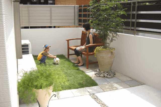 狭い・小さいお庭を、リフォームでおしゃれ&快適に!実例や費用 ...