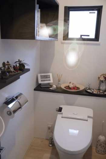 狭い暗いトイレをDIYやリフォームでおしゃれにする方法!参考にしたい実例まとめ