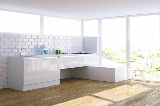キッチンをタイルでアレンジ♡自慢したい可愛いキッチンに!