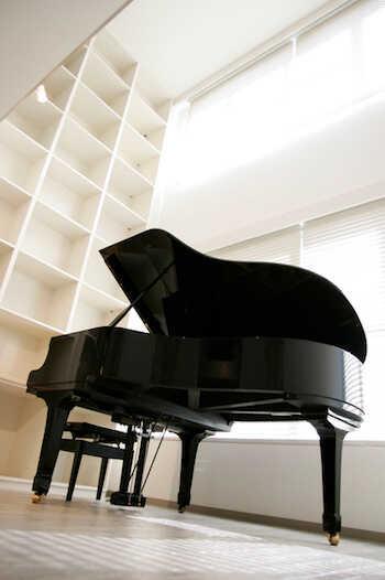 演奏も鑑賞も♪思いっきり音楽を楽しむ家をつくるポイント
