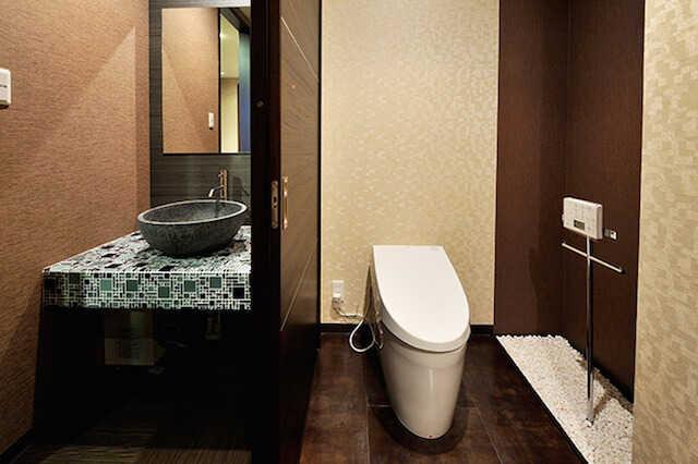 トイレの手洗いカウンターを選んでこだわりの空間に♪