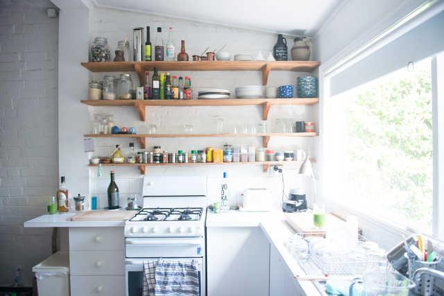 「しまうと不便……」毎日使う調味料、キッチンでどう収納する?