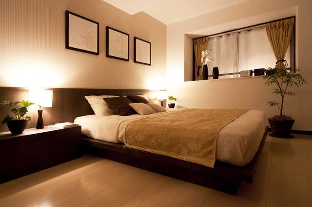"""良く眠れる """"快適なベッドルーム"""" をつくる5ポイント"""