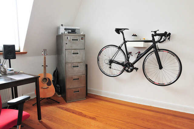 """思い切り趣味を楽しむ家!""""自転車""""と共にある暮らし♪"""