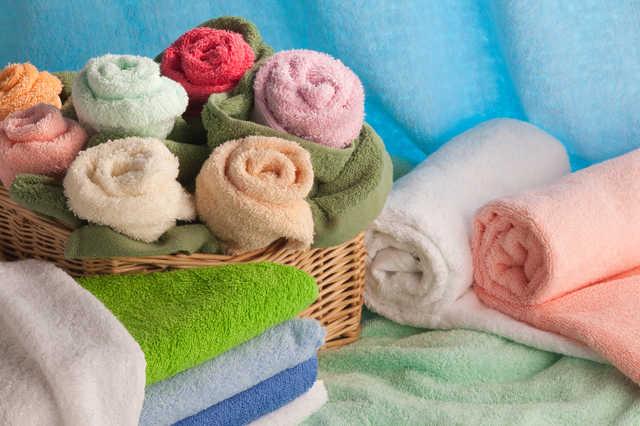 実践したくなる!洗面所のタオル収納アイデア!