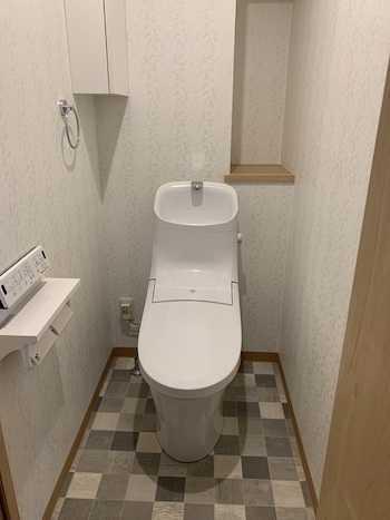 トイレ ヤマダ リフォーム 電機