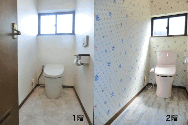 口コミ トイレ リフォーム