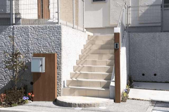 外階段リフォームの方法と費用相場