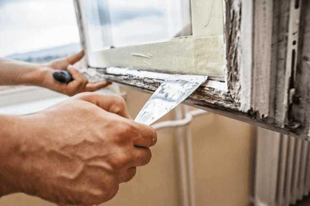 知らないと失敗しやすいサッシを塗装する際の注意点