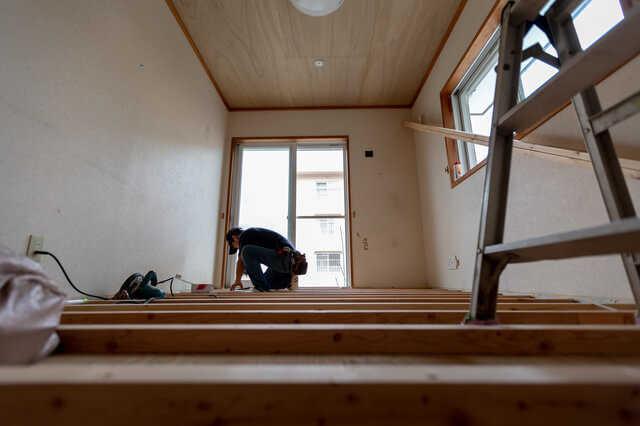 床材別・フローリングに張り替える費用を比較