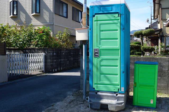 リフォーム期間中のトイレはどうするの?