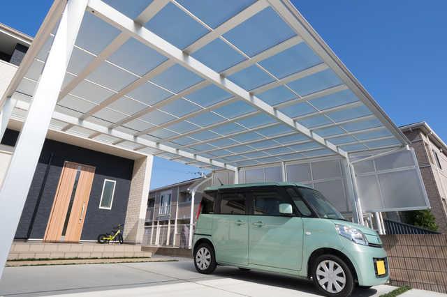既存の駐車場・カーポート・ガレージを拡張する費用&施工例
