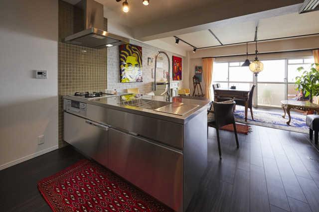 サンワカンパニーのキッチンは超シンプル♪価格と機能をご紹介!