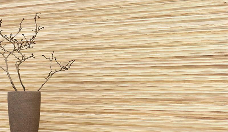 デザイン性や調湿機能が魅力の杉・桧シリーズ