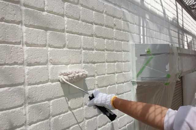 外壁塗装リフォームの費用・事例