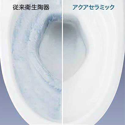 LIXIL(リクシル )のトイレの特徴