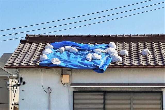 屋根のカバー工法のデメリット!火災保険は使えない?