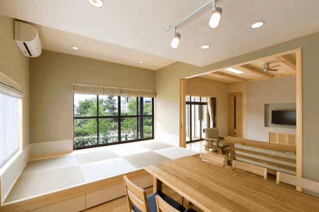 【天然い草の畳はこんな部屋におすすめ!】<p></p>