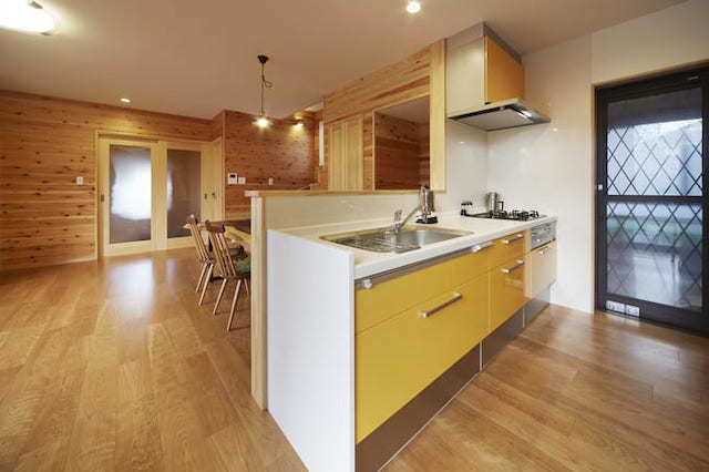 キッチン移動・移設リフォームの費用相場