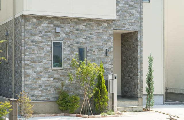 【外壁の意匠性やデザインを保つことができる】<p></p>
